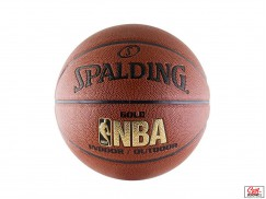 Баскетбольный мяч Spalding NBA Gold Series Indoor/Outdoor