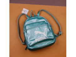 Женский рюкзак Puma Prime Backpack Metallic / turquoise