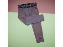 Компрессионные штаны Nike PRO 3/4 tight / grey
