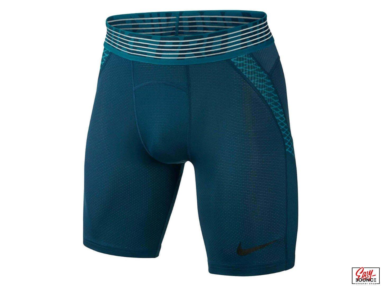 Компрессионные шорты Nike Training Pro Hypercool shorts / Blue