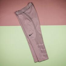Компрессионные штаны Nike Pro Hypercool 3/4 / grey
