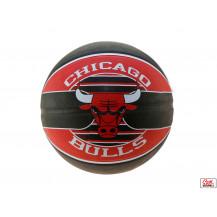Баскетбольный мяч Spalding NBA Team Chicago Bulls