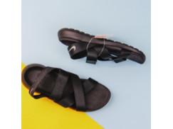 Женские сандалии Nike Roshe One / black