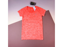 Футболка Nike Dri-Fit Knit Top Short Sleeve / orange