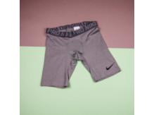 Компрессионные шорты Nike Pro Shorts / Grey