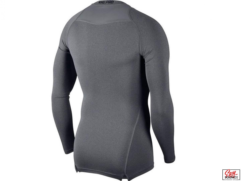 0788fd0c ... Компрессионная футболка Nike Pro Top / Grey