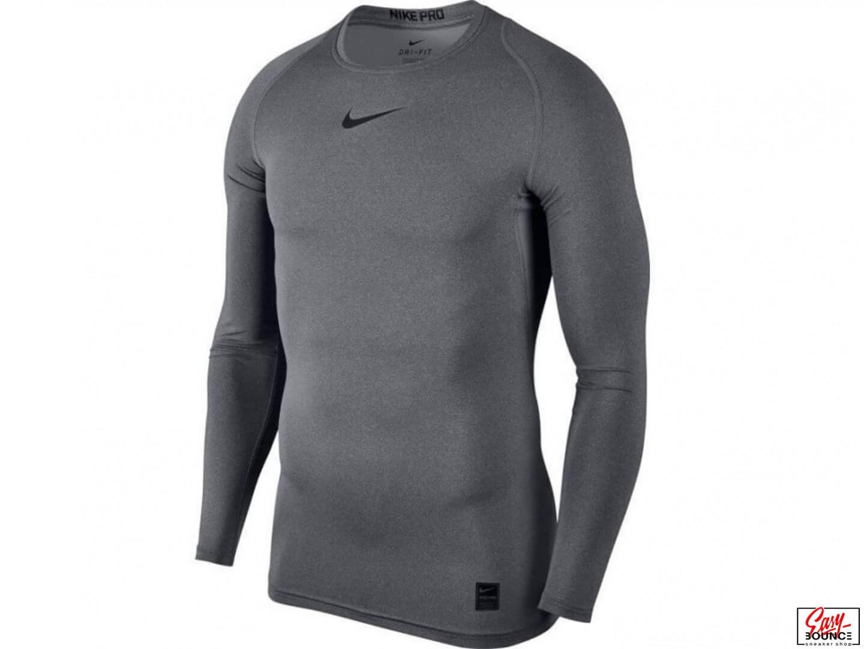 84bfbf68 Компрессионная футболка Nike Pro Top / Grey