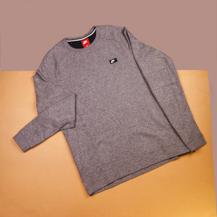 Толстовка Nike Sportswear Crew Sweat / grey