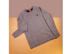 Толстовка Nike Sportswear Crew Sweat / grey