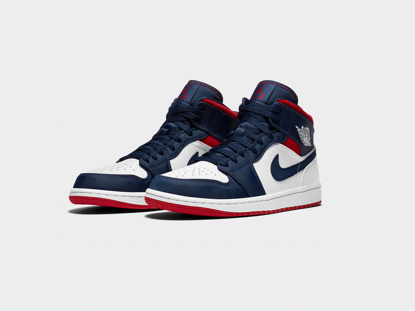 Кроссовки Air Jordan 1 Mid SE / USA
