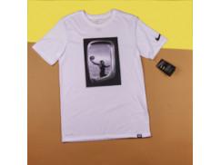 Футболка Nike KD Dry Tee Freq Flyer / white
