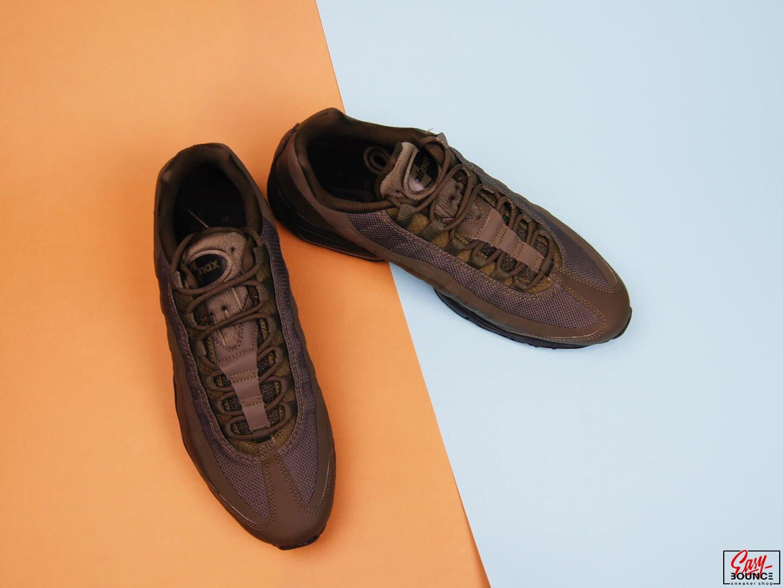 8a65a30a6eba ... Мужские кроссовки Nike Air Max 95 Ultra Essential   Cargo Khaki ...