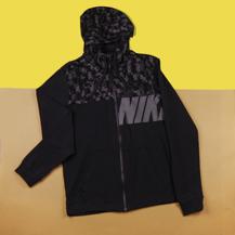 Толстовка Nike Hoodie JSY Club / black