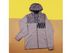 Толстовка Nike Hoodie JSY Club / grey