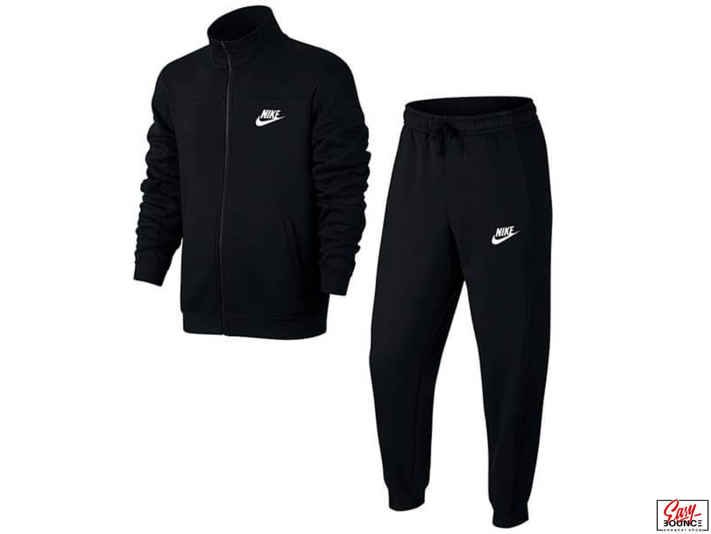 Спортивный костюм Nike Fleece Tracksuit Set   black 6112cc35aa8