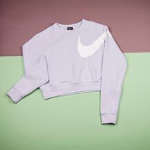 Женская кофта Nike Top Ls Versa / blue