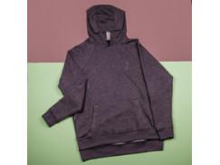Женская толстовка Nike Dry Hoodie Po Ls Versa / grey