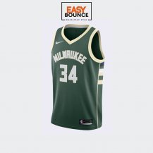 Джерси Nike Giannis Antetokounmpo Milwaukee Bucks