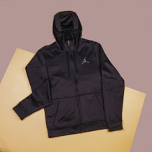 Толстовка Air Jordan Therma 23 Alpha Training Full-Zip / black