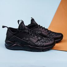 Мужские кроссовки Nike Air Huarache Run Ultra SE, Black