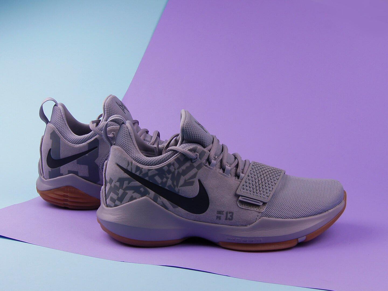 "Мужские кроссовки Nike PG 1 ""Baseline"", grey"