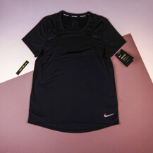 Футболка Nike Top Ss Run / black