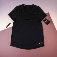 Футболка Nike Top Ss Run / black