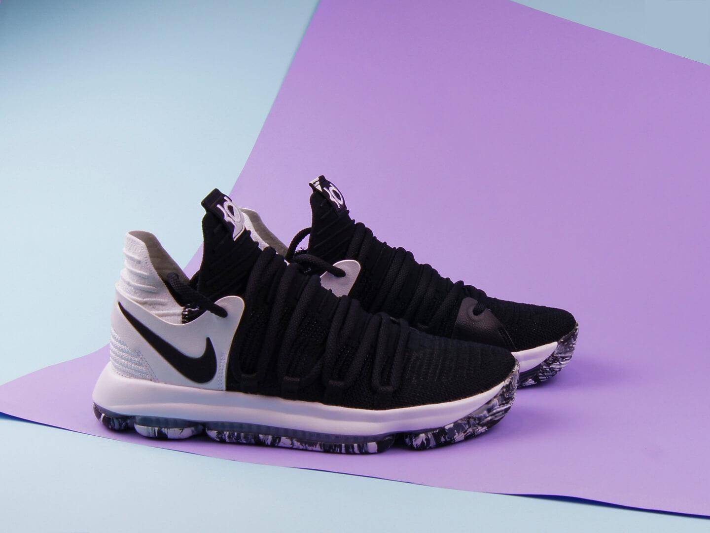 Мужские кроссовки Nike Zoom KD X / black, white