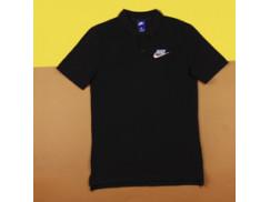 Футболка-поло Nike Sportswear / black
