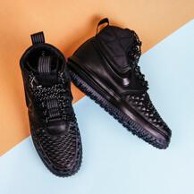 Мужские ботинки Nike Lunar Force 1 Duckboot / black