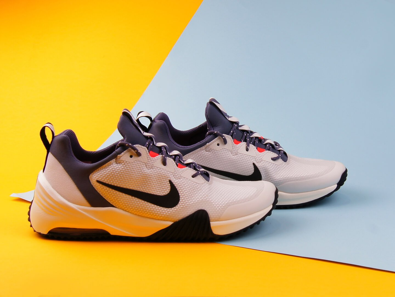 Мужские кроссовки Nike Air Max Grigora, White/Grey