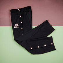 Женские брюки Nike Archive Snap Pants / black
