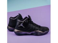 Мужские кроссовки Air Jordan Super.Fly, Black