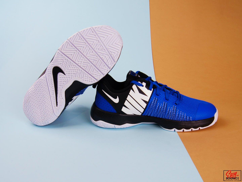 58b17571 ... Детские кроссовки Nike Team Hustle Quick, Game Royal/White-Black