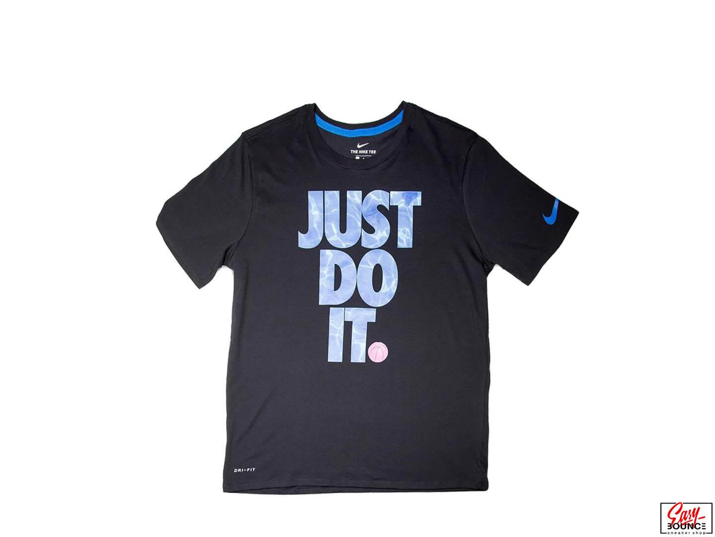 Футболка Nike Dry Tee Pool, Black/Black