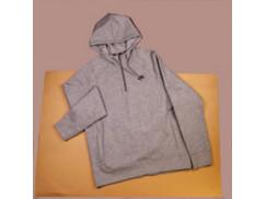 Толстовка Nike SB Icon Half Zip Pullover Hoodie / dark grey