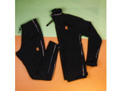 Спортивный костюм Nike Court Essential Warm Up, black
