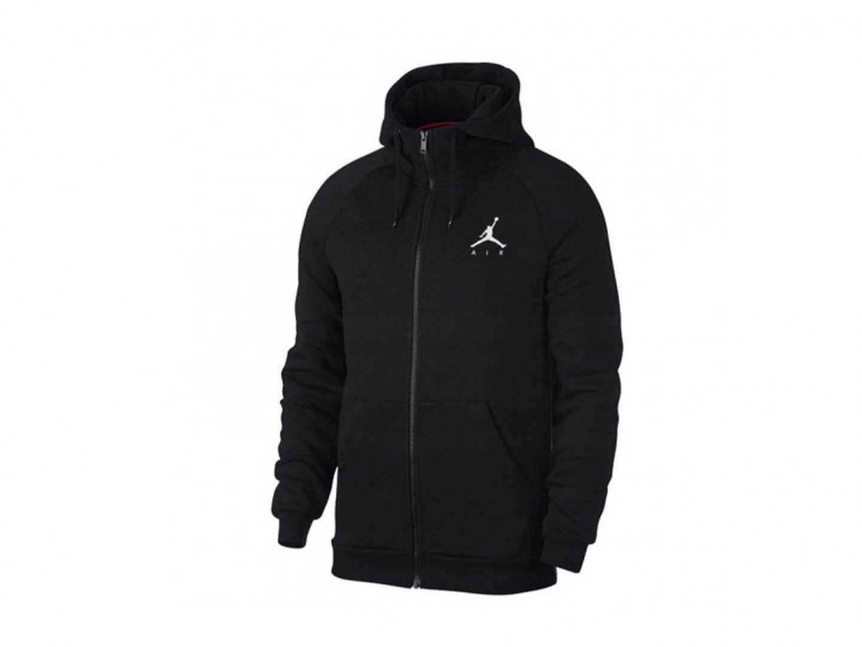 Толстовка Jordan Jumpman Fleece Full Zip