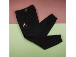 Штаны Nike Air Jordan Jumpman Fleece Pant, Black/White
