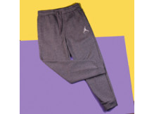 Штаны Jumpman Fleece Pant / grey