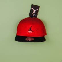 Кепка Air Jordan Jumpman Flight Snapback  / red, black