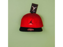 Кепка Air Jordan Jumpman Flight Snapback  / red, black