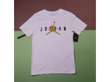Футболка Air Jordan JSW Jumpman Air Tee / white, gold