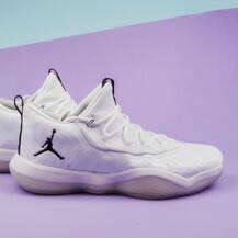Мужские кроссовки Air Jordan Super.Fly Low, White