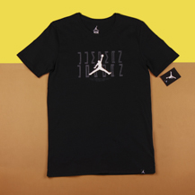Футболка Air Jordan Retro 11 JSW / black
