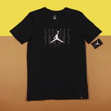 Футболка Air Jordan Retro 11 JSW / black