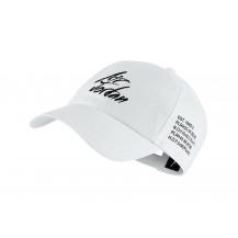 Кепка Air Jordan H86 Script Cap /  White