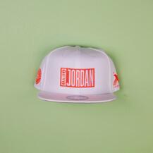 Кепка Air Jordan Tinker Pro Snapback  / white