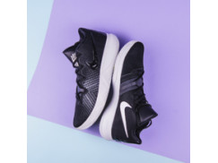 Мужские кроссовки Nike Kyrie Flytrap / black, white-volt