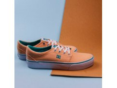 Женские кеды DC SHOES Trase TX, Cream